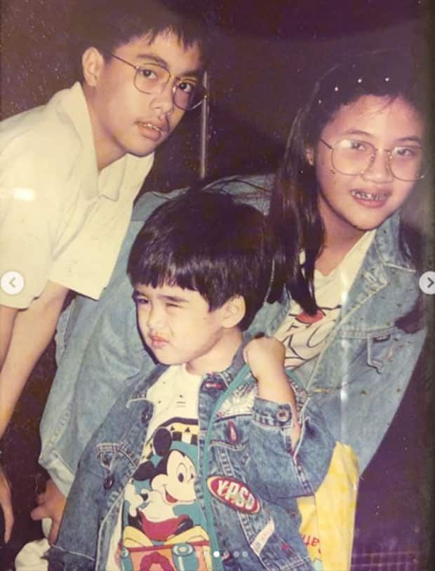 Coney Reyes shares adorable baby and kid photos of Pasig Mayor Vico Sotto on his birthday