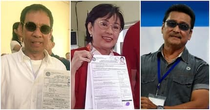 20 local celebs file their COC for 2019 polls