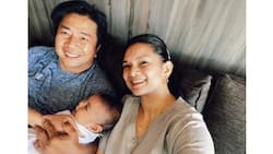 Meryll Soriano shares adorable photo with Willie Revillame and her baby