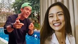 """Kim Chiu hilariously reacts to Xian Lim's dance video: """"Tama na"""""""