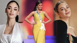 Rabiya Mateo, receives words of encouragement from Pia, Catriona amid Miss U loss