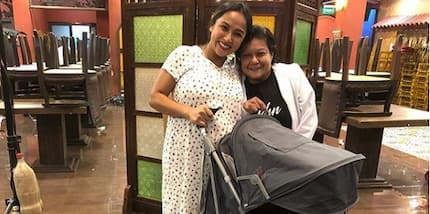 Rochelle Pangilinan receives expensive Christmas gifts from Nora Aunor