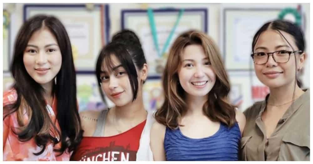 Alex Gonzaga, gumawa ng parody ng '4 sisters and a wedding' kasama ang ilang YouTube stars
