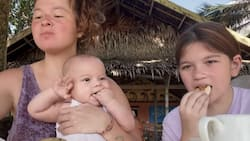 """Andi Eigenmann shares """"bittersweet"""" moment with her daughter Ellie in viral vlog"""