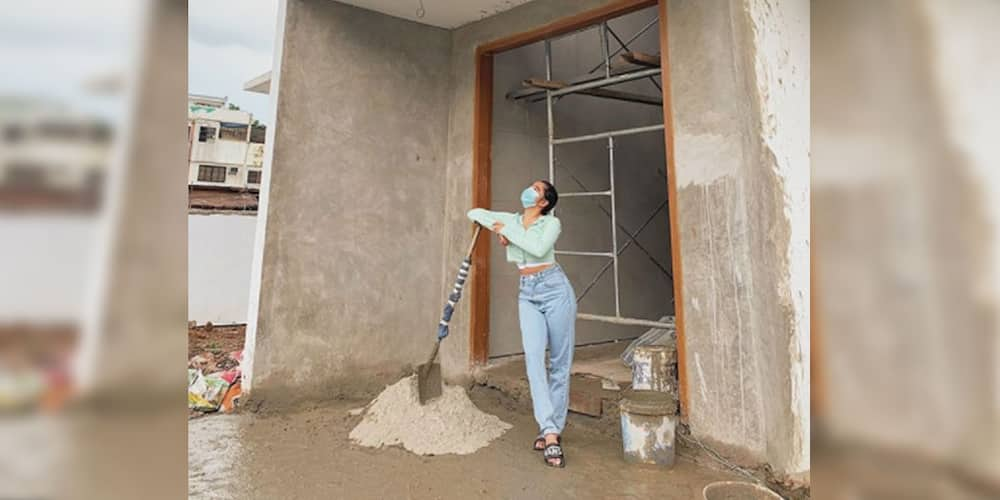 """""""Kuripot""""Andrea Brillantes, 17, saves, builds home for family instead of buying designer items"""