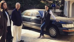 Mikee Cojuangco shows off her 27-year-old car & explains its value