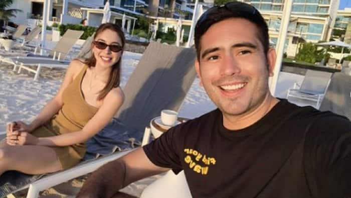 Gerald Anderson at Julia Barretto, super sweet sa kanilang beach vacation