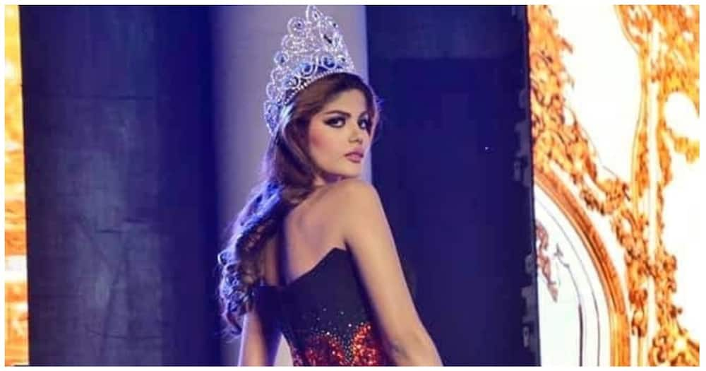 Pinay Beauty Queen matapang na sinagot ang akusasyong 'kabit' siya ng isang pulitiko