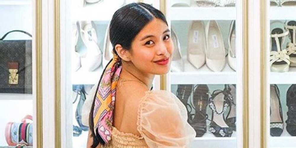 Sosyal! Gabbi Garcia shows off her stunning walk-in closet in latest vlog