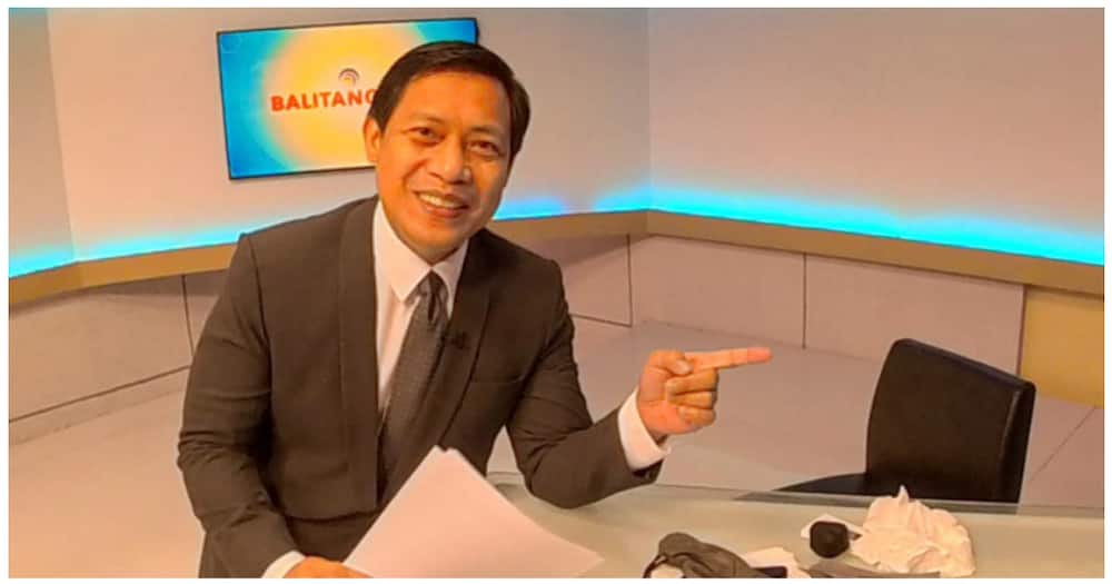 Raffy Tima, nagpasalamat sa Kapamilya crew sa pagpapahiram nila ng ilaw