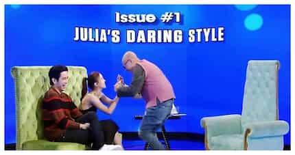 Netizens, nagreact sa nakakalokang rason ni Julia Barretto sa di nya pagba-bra!