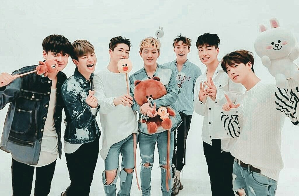 iKON members profile names, age, height, Instagram KAMI.COM.PH