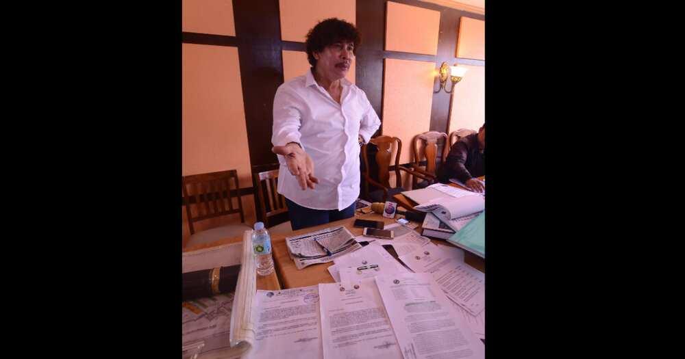 Dating mayoral candidate na si Ruben Feliciano patay sa pamamaril