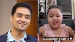 Video of Baby Tali's adorable birthday greeting for Vico Sotto goes viral