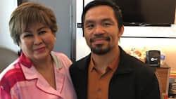Annabelle Rama defends Manny Pacquiao from former friend Jayke Joson