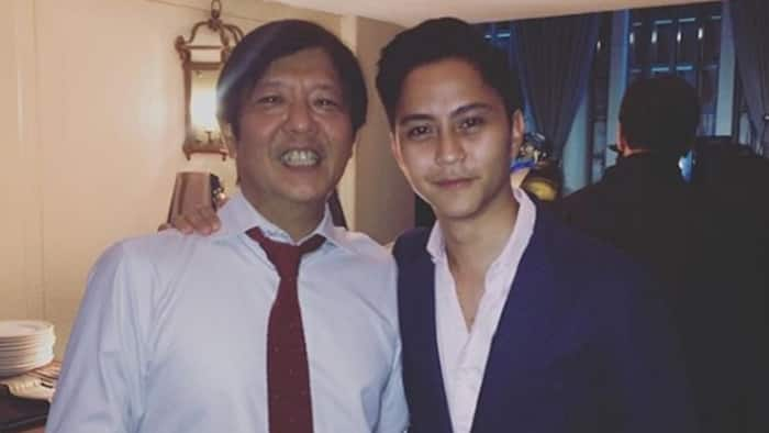 Bongbong Marcos' son Sandro gets bashed online for sharing his campaign experience during summer