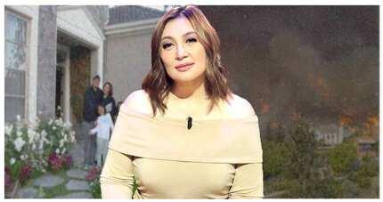 Sharon Cuneta expressed heartbreak over Calabasas wildfire