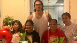 Marc Pingris' Valentine's Day gifts for his kasambahays touch netizens