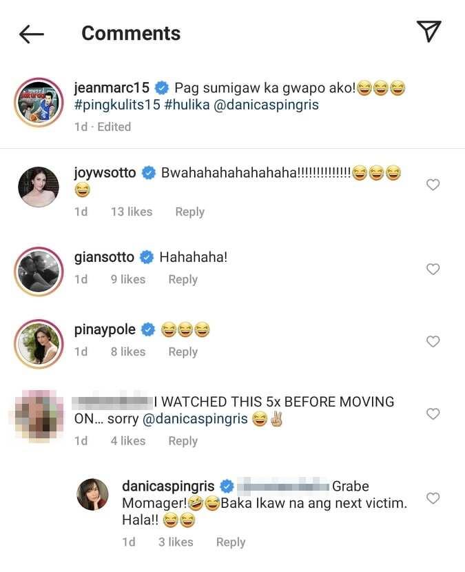 Video ng panggugulat ni Marc Pingris sa kanyang asawa na si Danica Sotto, viral na