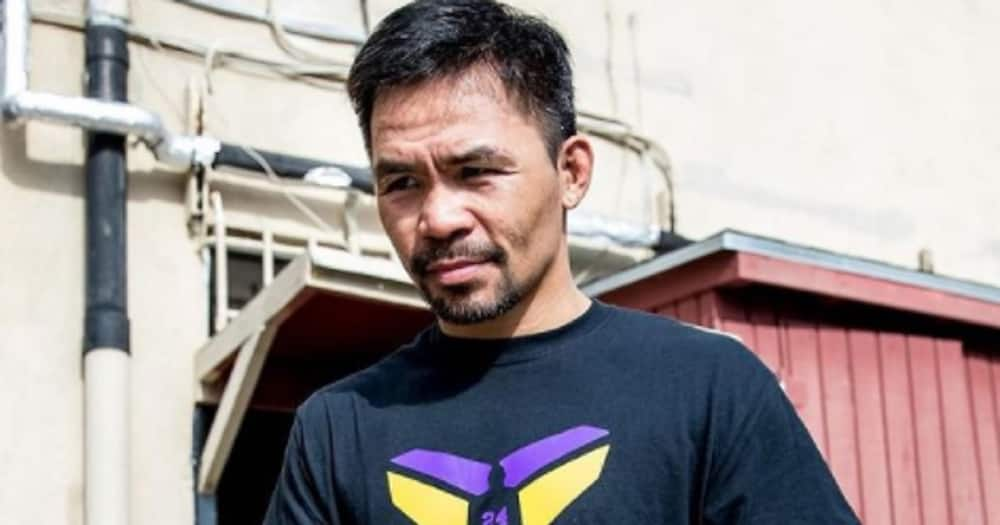 Manny Pacquiao expresses concern for Errol Spence after their fight was canceled
