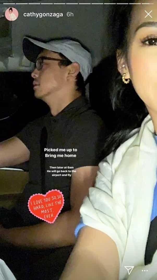 Alex Gonzaga, shinare sa socmed ang napaka-sweet na bagay na ginawa ng boyfriend