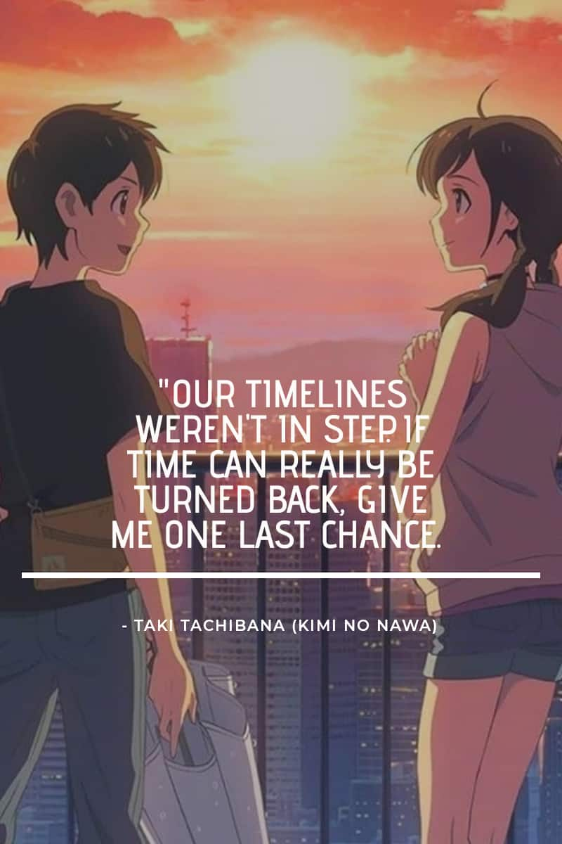 Anime quotes about love: top 30 KAMI.COM.PH