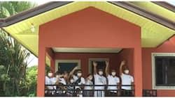 Tahanan ng naiwang pamilya nina Sonia at Frank Gregorio, napatapos na ni Raffy Tulfo