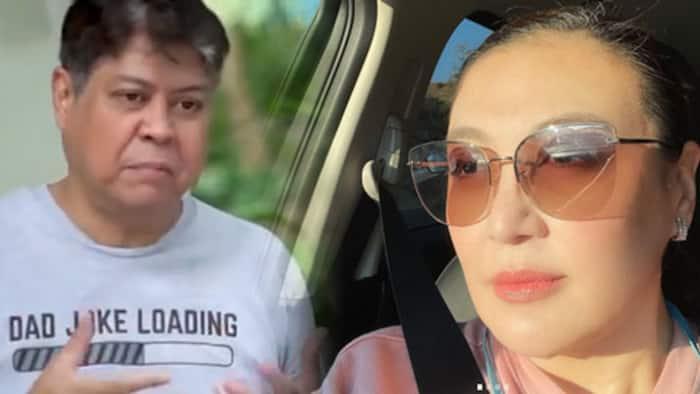 """Sharon Cuneta, tinukso ang asawa: """"Pag nagmilagrong na-inlab sakin ay iiwanan kita"""""""