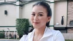 Alex Gonzaga, ni-repost ang mensahe ng suporta na ibinigay sa kanya ni Robi Domingo