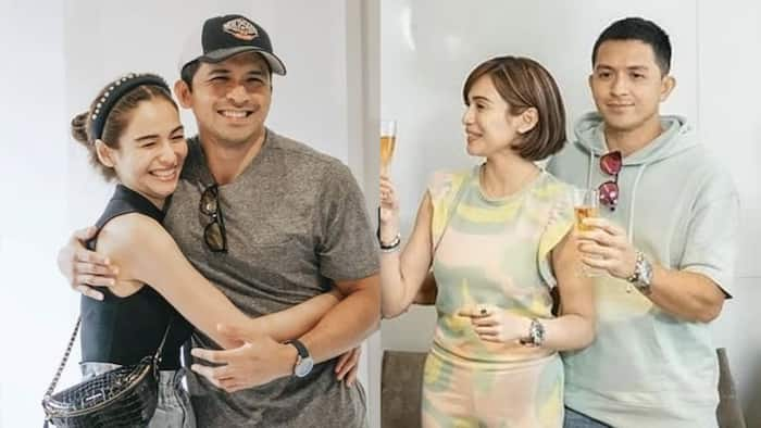 "Jennylyn Mercado, Dennis Trillo, poke fun at the actor's ""ka-cheers"" photo"