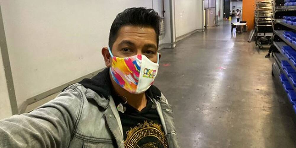 Gary Valenciano pens emotional message for valiant frontliners