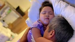 Pauleen Luna shares heartwarming photo of Tali and Vic Sotto