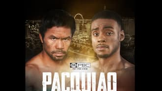 Manny Pacquiao confirms fight with Errol Spence Jr. in August