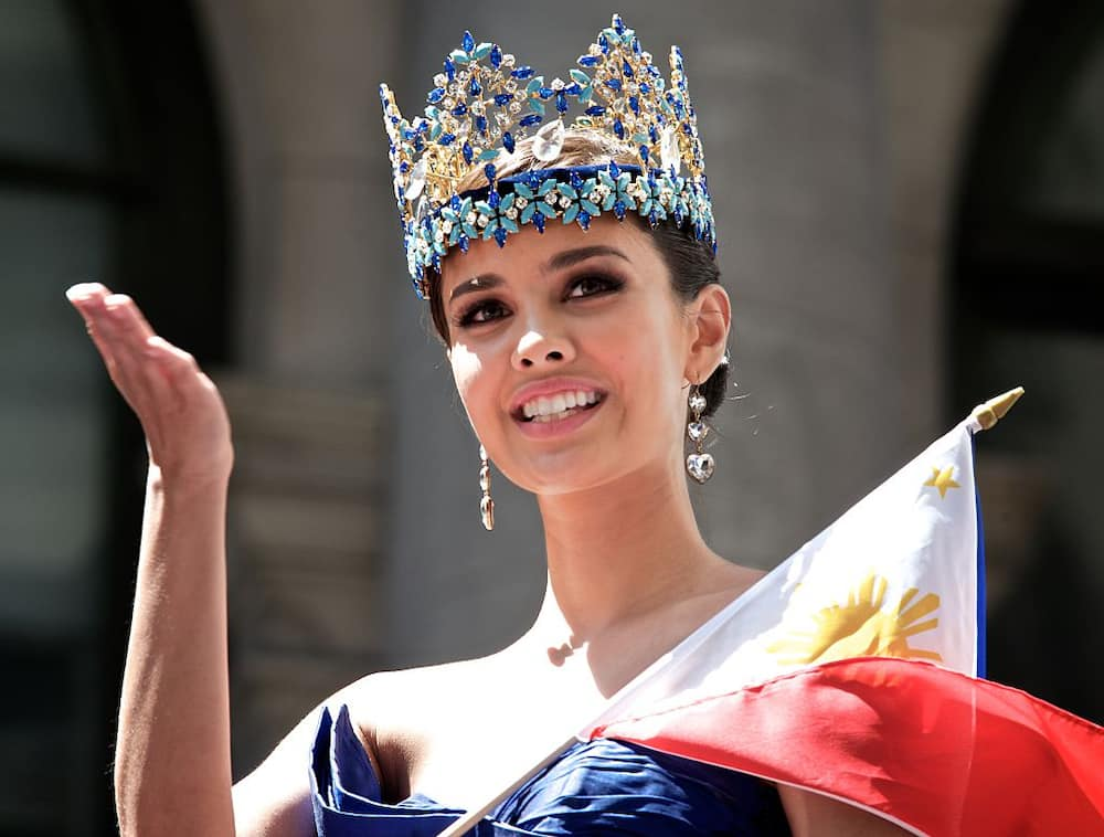 Megan Young (Photo from Getty Images)
