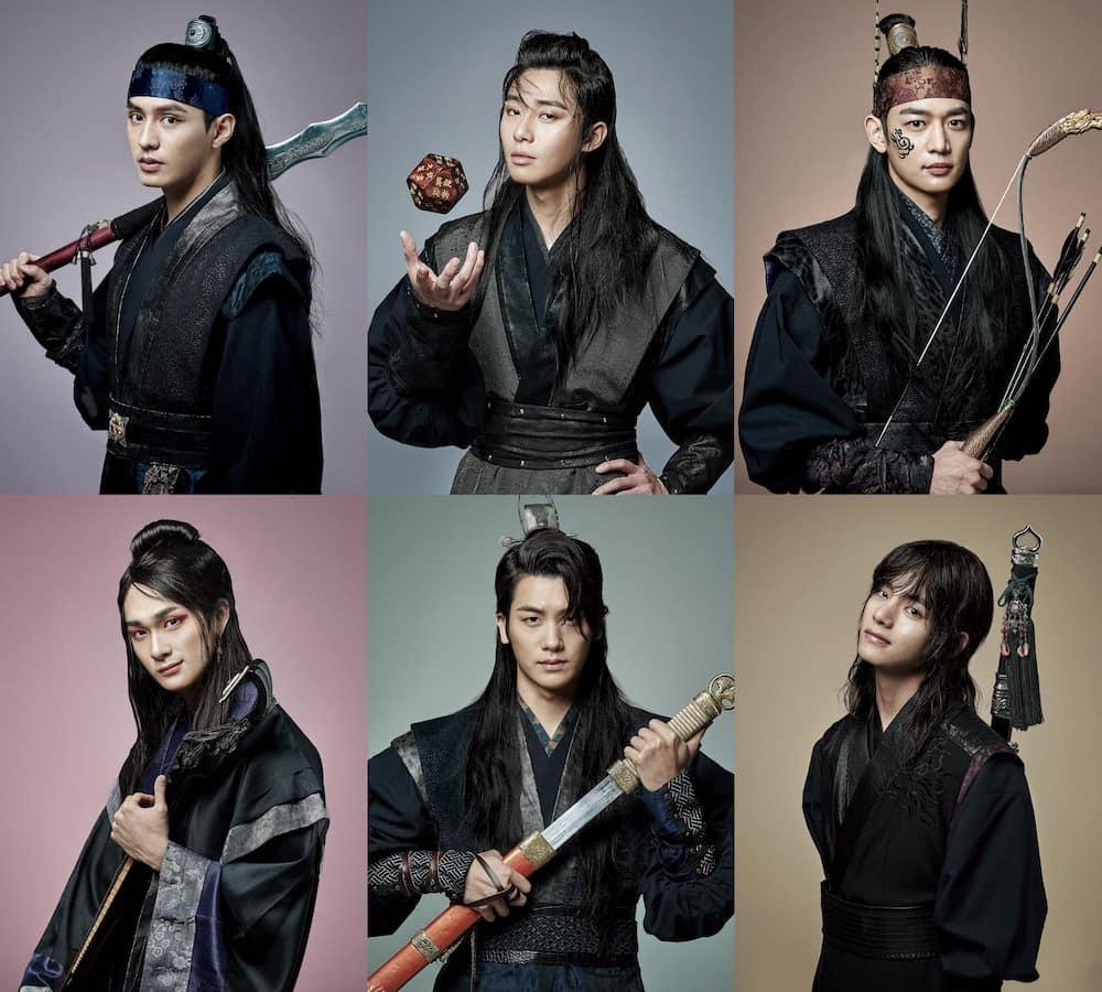 Hwarang Cast: Real Names, Age, Height