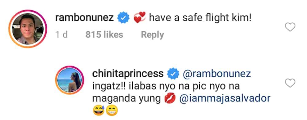 Kim Chiu posts about her friendship with Maja Salvador; netizens react