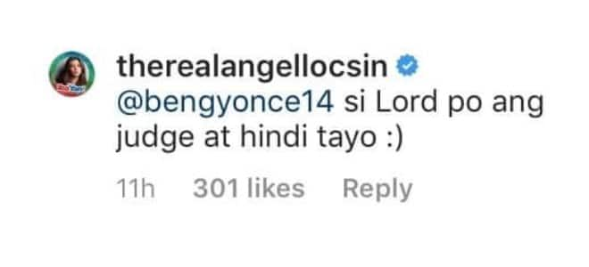 Angel Locsin lectured by netizens for supporting LGBTQ; the actress responded