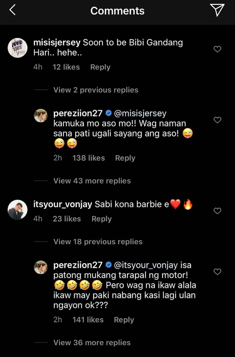 Palaban! Ion Perez slams bashers who called him 'gay' in recent online post