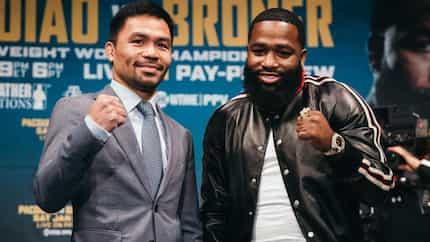 Kumpirmado na! Manny Pacquiao, lalaban kay Adrien Broner sa Las Vegas