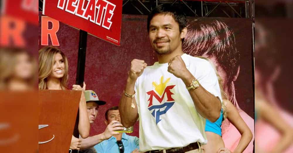 """Manny Pacquiao, """"nakukulangan"""" sa tugon ng Pangulong Duterte sa WPS isyu laban sa Tsina"""