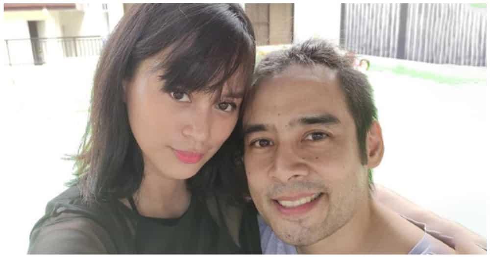 Jopay Paguia and Joshua Zamora celebrate 7th year of marriage