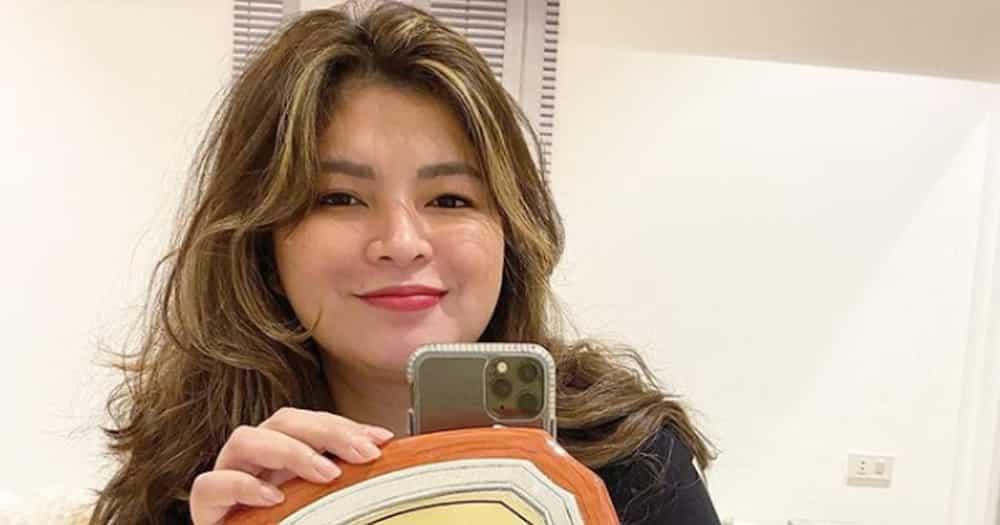 Angel Locsin, pinuri ng mga celebrities sa kanyang 'sweet' photos