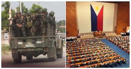 Kongreso, inaprubahan ang extension ng martial law sa Mindanao