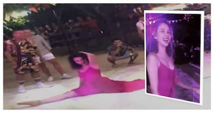 It's Showtime host Karylle, nag-wild dance daw sa pre-wedding party ni Iza Calzado