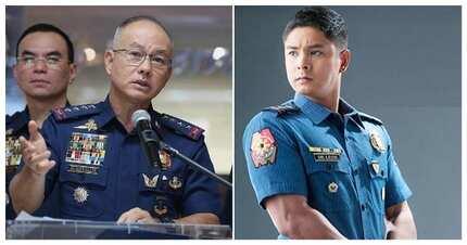 Truth hurts daw? PNP chief, nagkomento sa diumano 'bad portrayal' ng pulisya sa 'Ang Probinsyano'