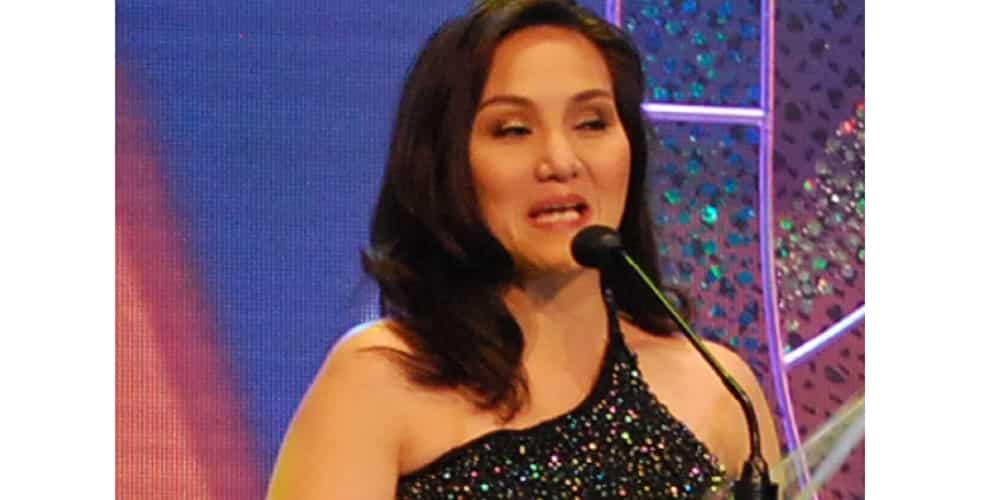 Gladys Reyes, rumesbak sa nag-mura sa kanyang asawa kaugnay ng ABS-CBN crisis