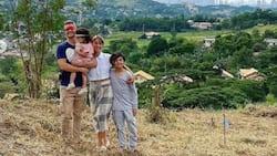 Aubrey Miles, Troy Montero build their new family home in Antipolo