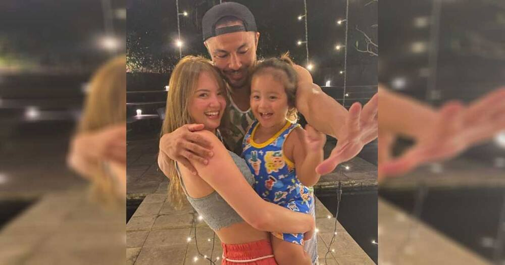"""Video of Elias's reaction when Ellen Adarna told him """"Mama is getting married"""" goes viral"""