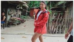Mga pictures ni Nadine Lustre sa Siargao, kinagiliwan ng netizens