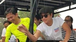 Daniel Padilla earns praises for his hard work in campaigning for his father